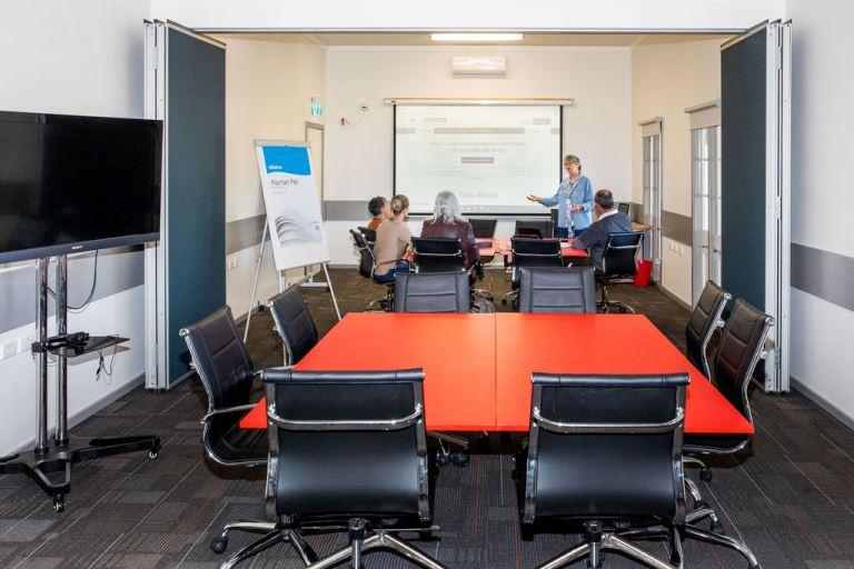 Denmark CRC Training Rooms